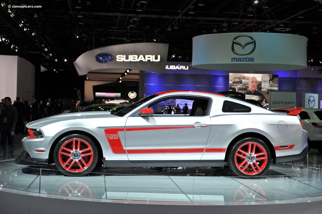 2012 Ford Mustang Drawing 2012 Ford Mustang Boss 302